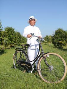 HM Arum Sabil, praktisi pertanian