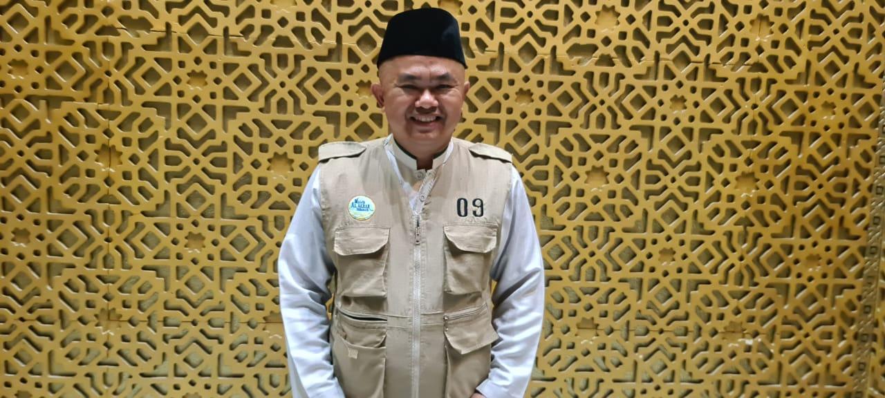Helmy M Noor, Humas Masjid Al Akbar Surabaya