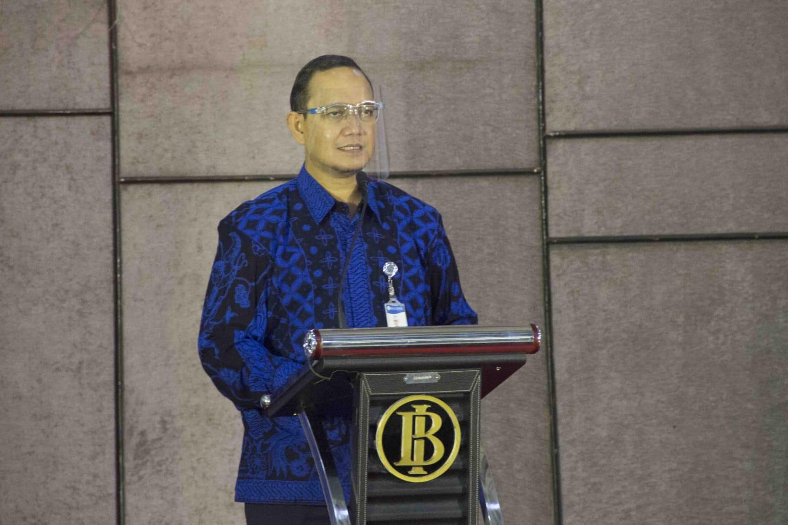 pala Kantor Perwakilan Bank Indonesia (KPwBI) Jember, Hestu Wibowo