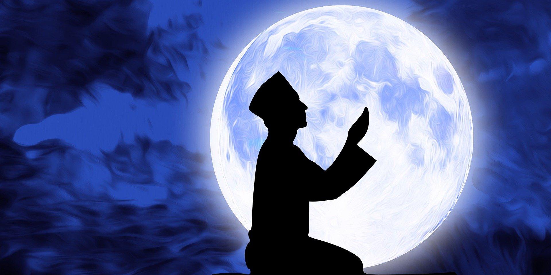 Ilustrasi bulan Ramadhan Pixabay