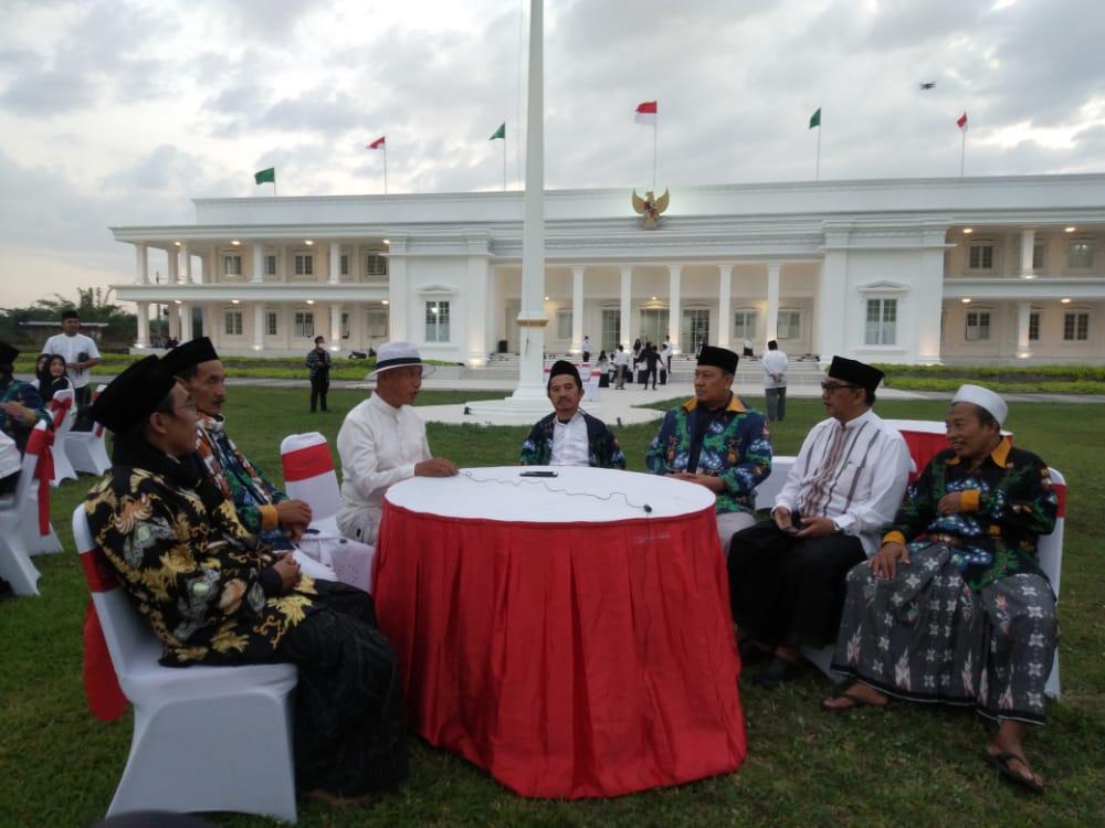Berbincang Dengan Lapan RI, HM Arum Sabil Singgung Kesempatan Untuk Anak Muda