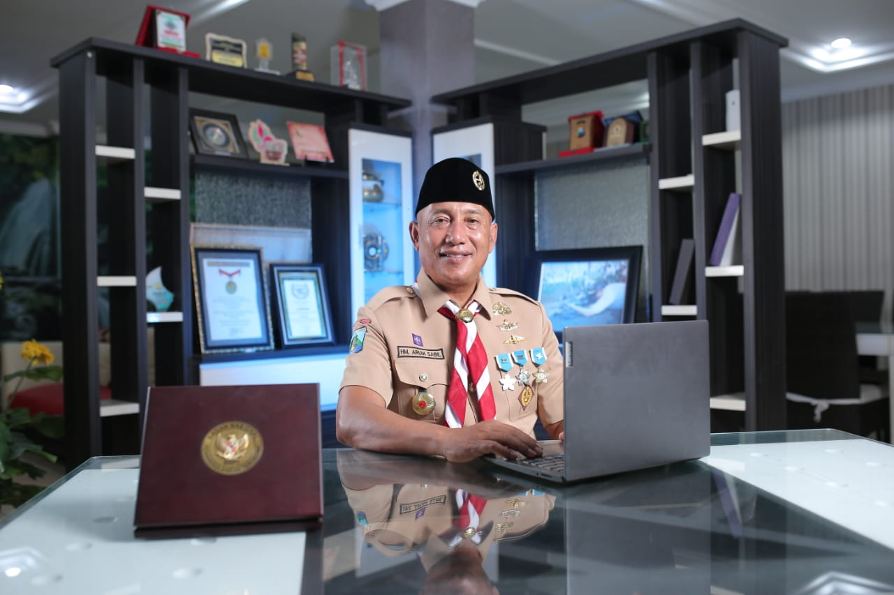 Tren Indeks Pembangunan Manusia Jawa Timur Meningkat pada 2020, Arum Sabil : Anggota Pramuka Menjadi Sarana yang Ideal